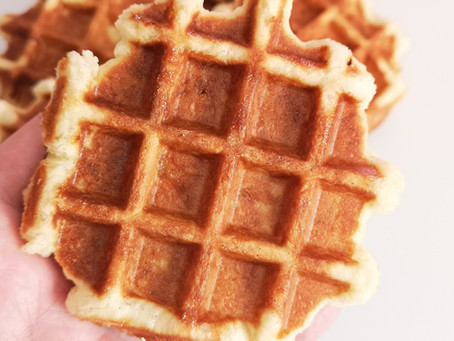 """""""Liège"""" Waffles"""
