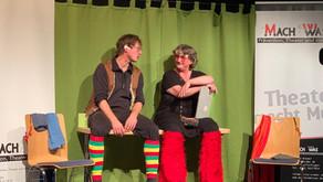 """""""Alles easy"""" – Theater """"Mach was"""" am Eichendorff-Gymnasium"""