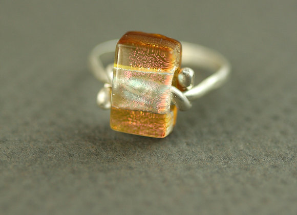 Ring Amber size 5