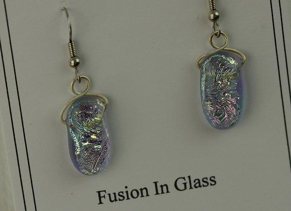 Hook Earrings Lavender 1