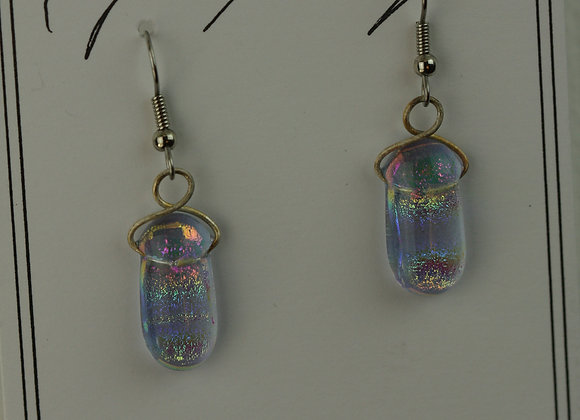 Hook Earrings Rainbow 2