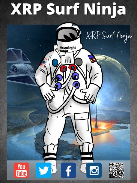 XRP Surf Ninja