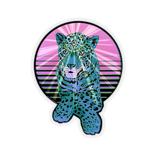 Cotton Candy TripleVision Jaguar