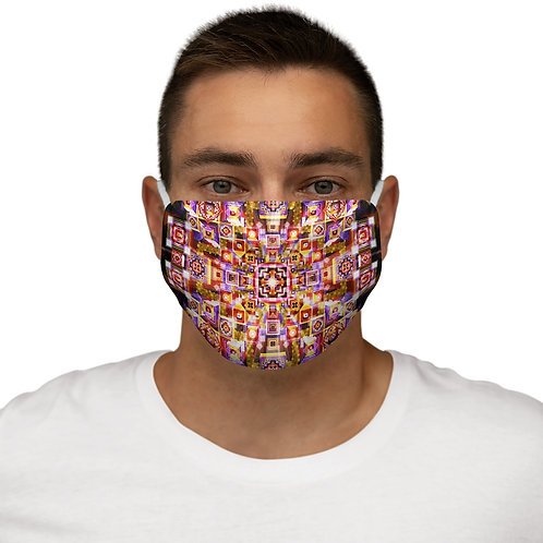 Chakana Visions Snug-Fit Face Mask- Cotton inner layer