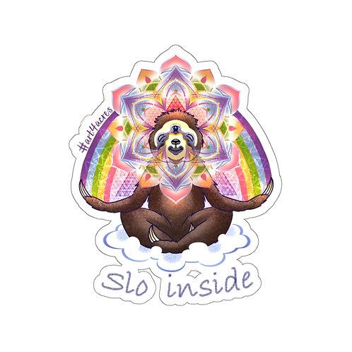 Enlightened 3V Sloth Mandala- Slo inside
