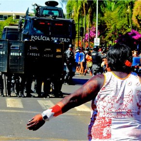 #PL490Nao, Indigenous life and territories under threat in Brazil