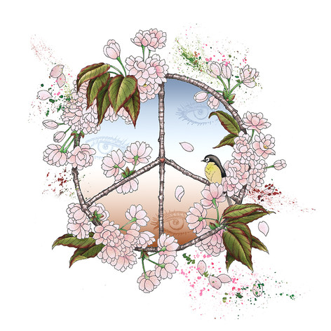Shirt design for Tree Planting Charity