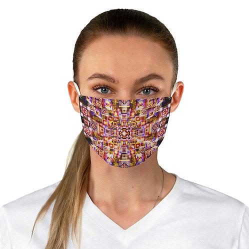 Inca Chakana Adjustable Face Mask