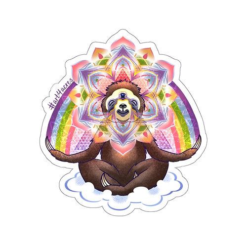 Enlightened 3V Sloth Mandala