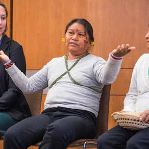 Yanomami Women Speak of Amazon Struggles