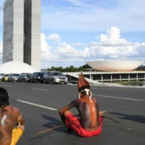 Brazil's Indigenous Tribes to Protest as Court Decision Looms