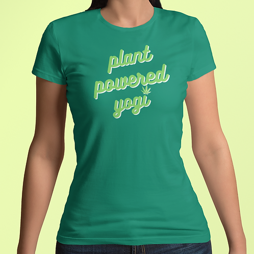 Plant Powered Yogi