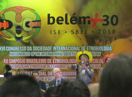 Belém+30, an encounter of peoples in the Amazon