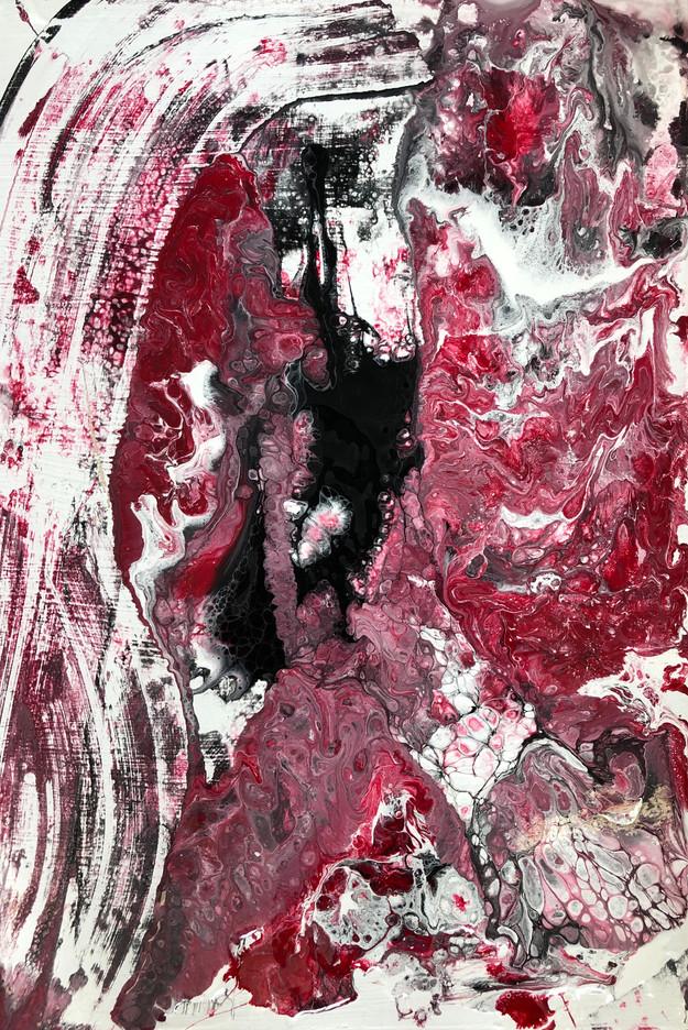 KALEIDOSCOPE IN RED 2