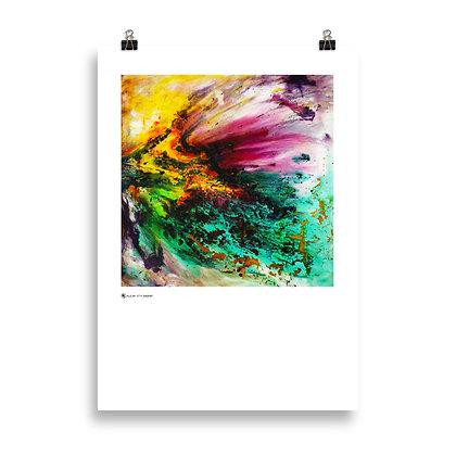 Behind The Air - Giclée Print
