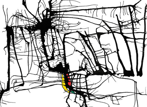 CONNECTED WITH POLLOCK 7