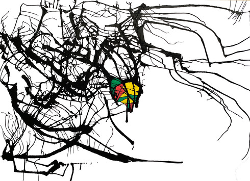 """""""CONNECTED WITH POLLOCK 6"""""""