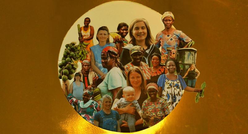 Tag Jorden tilbage // kvindelige jordbrugere i Ghana og Danmark