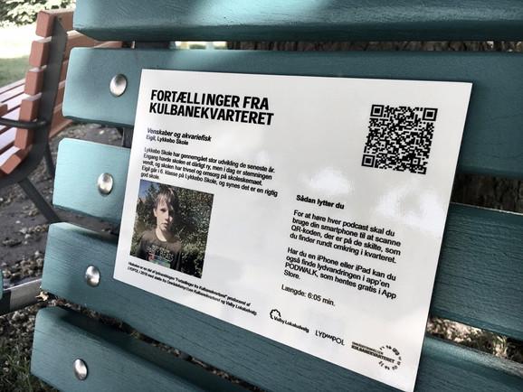 FORTÆLLINGER FRA KULBANEKVARTERET