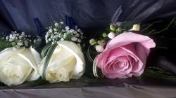 Grooms flowers