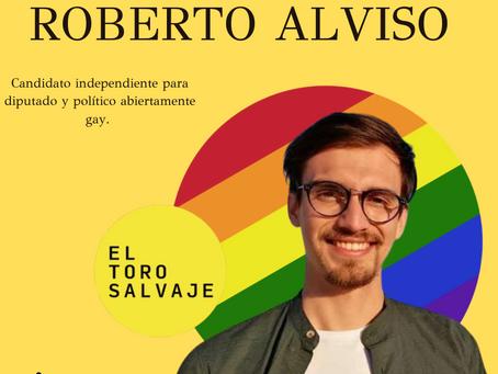 """""""La independencia es una forma distinta de hacer política"""": Entrevista con Roberto Alviso"""