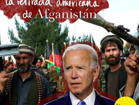 De la selva al desierto: la retirada americana de Afganistán