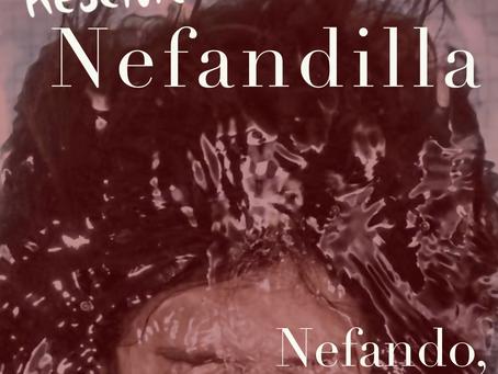 Reseña nefandilla. 'Nefando', de Mónica Ojeda