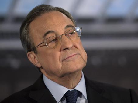 Florentino Pérez: El avaro golpea de nuevo