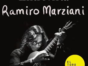 Entrevista con Ramiro Marziani: Músicas del mundo alrededor del rock