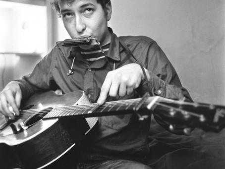 Las canciones enormes de Bob Dylan