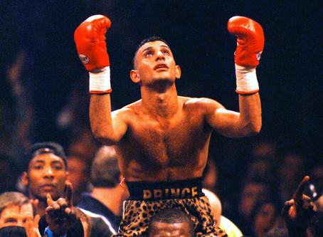 Perfiles del boxeo: Naseem Hamed