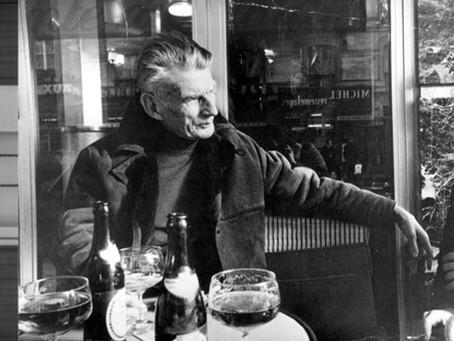 "Razón del sinsentido. Samuel Beckett como figura del ""absurdo"""