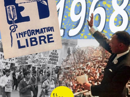 1968: El año que lo cambió todo
