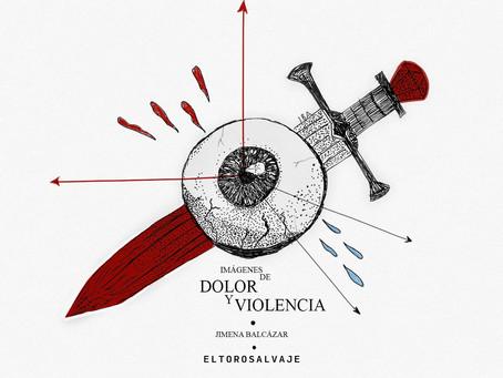 Imágenes de dolor y violencia