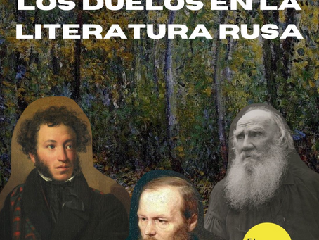 Los duelos en la literatura rusa