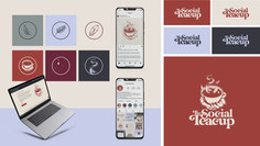Branding Sorcery with the Social Teacup