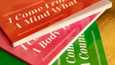 Poetry Anthologies with Nottingham C.A.N.