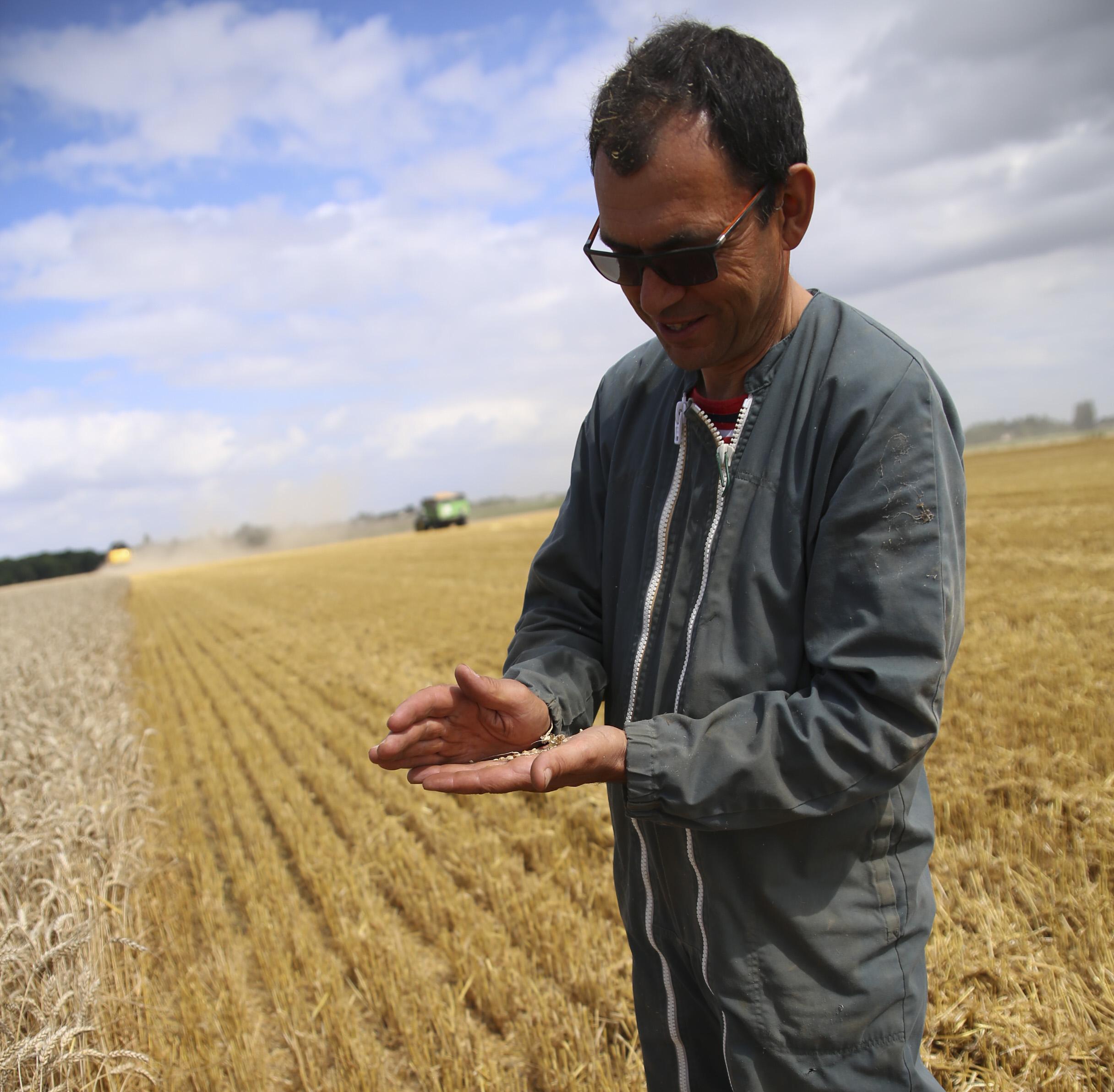 christophe hamot agriculteur biologique