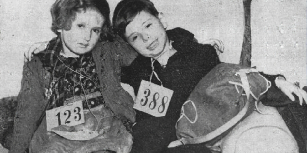 Kristallnacht and the Kindertransport Resources (for Florida teachers)