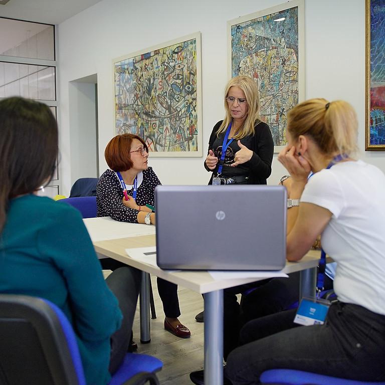 Teacher Seminar in Skopje 2020