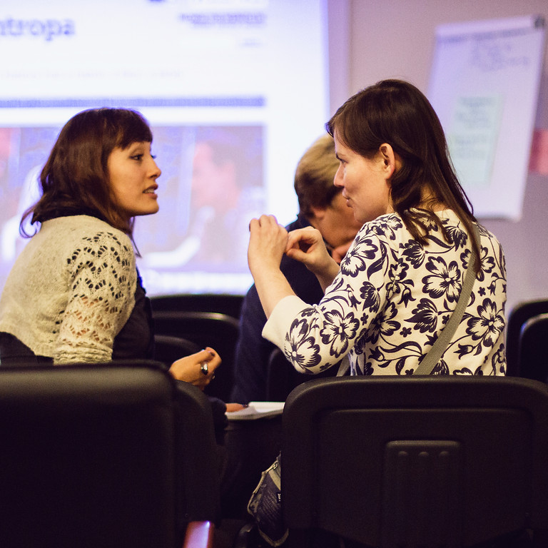 Centropa & ESJF online training seminar for Ukrainian educators 2020