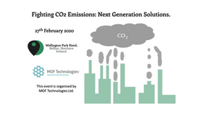 """MOF Technologies first workshop for """"Fighting CO2 Emissions"""""""