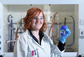 MOF Technologies scientist