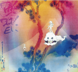KIDS SEE GHOSTS cover, photo courtesy of HipHopDX.