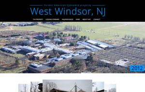 Howard Hughes Corporation business plan, credit: Walkable Princeton