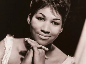 Aretha Franklin, Photo courtesy of Atlantic Records