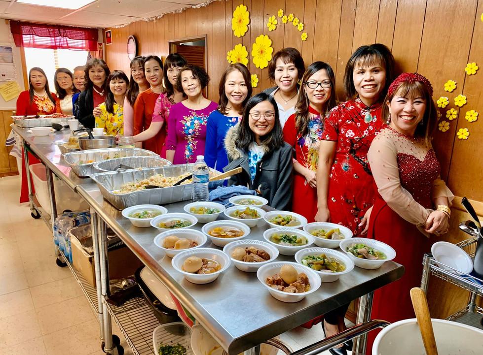 Women's minsitry (Tết 2020)