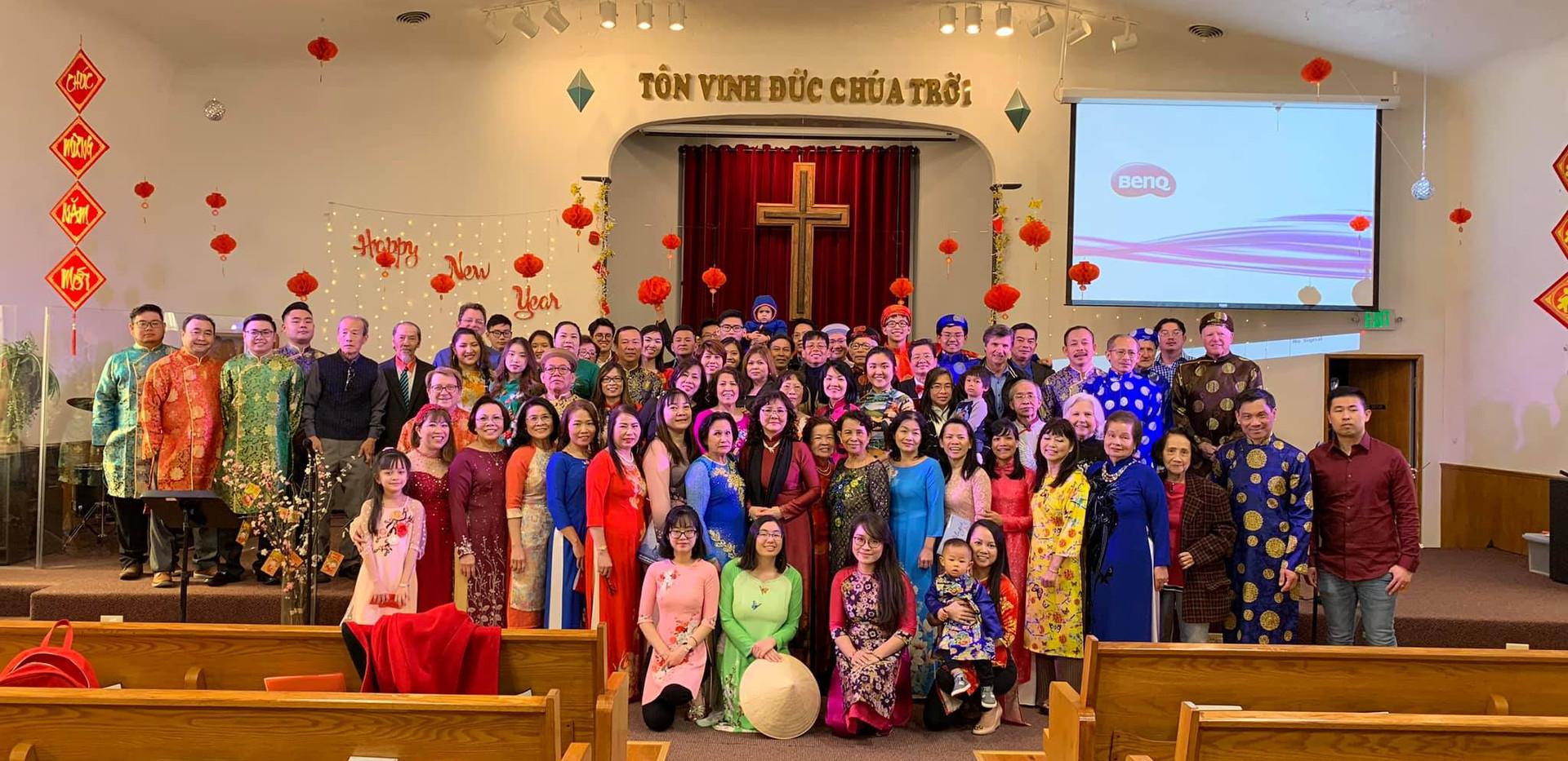 New Year (Tết) 2020