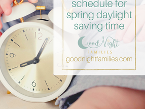 3 Ways to adjust your schedule for Spring Daylight Saving Time