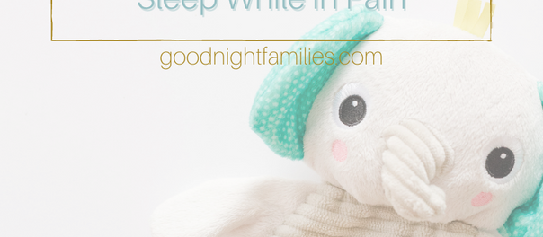 Teething + Sleep: 3 Ways to Encourage Sleep While in Pain